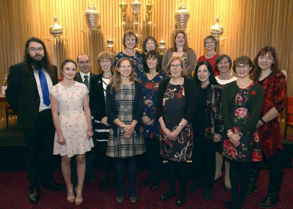 Awards held at Salters' Hall, London EC2Y 5DE